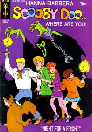 Scooby Doo, Where Are You? #8 chomikuj pdf